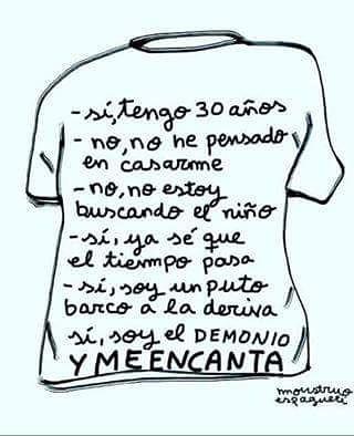 Soy el demonio #MeEncanta