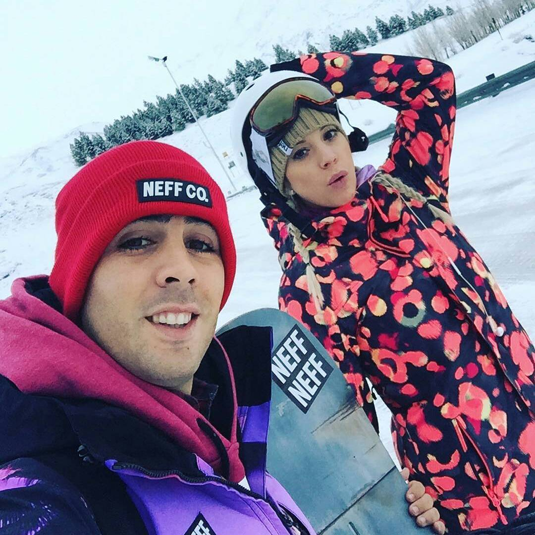 @noeliamarzolok -  #snowstorm @matibruland @neffargentina @laslenasnow #neffsnow #NeffArgentina #ForeverFun #youreoneofusnow
