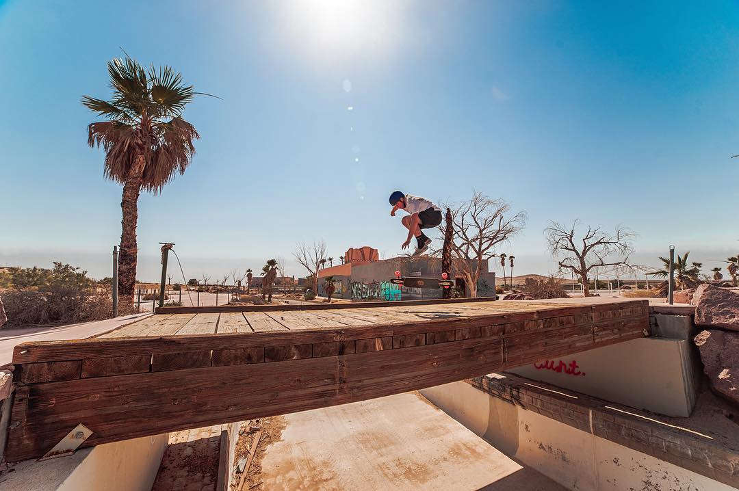 Flipping out under the hot summer sun, @alex_explore180 turns 22 today. With such a warm personality and big bag of tricks we are stoked to have him part of the #paristrucks squad. Happy birthday Alex!
