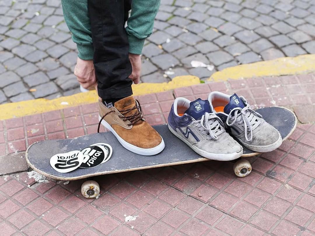 Weekend ✔️ #Spiralshoes #Skateboarding #Skateordie #Skatelife #Goskate