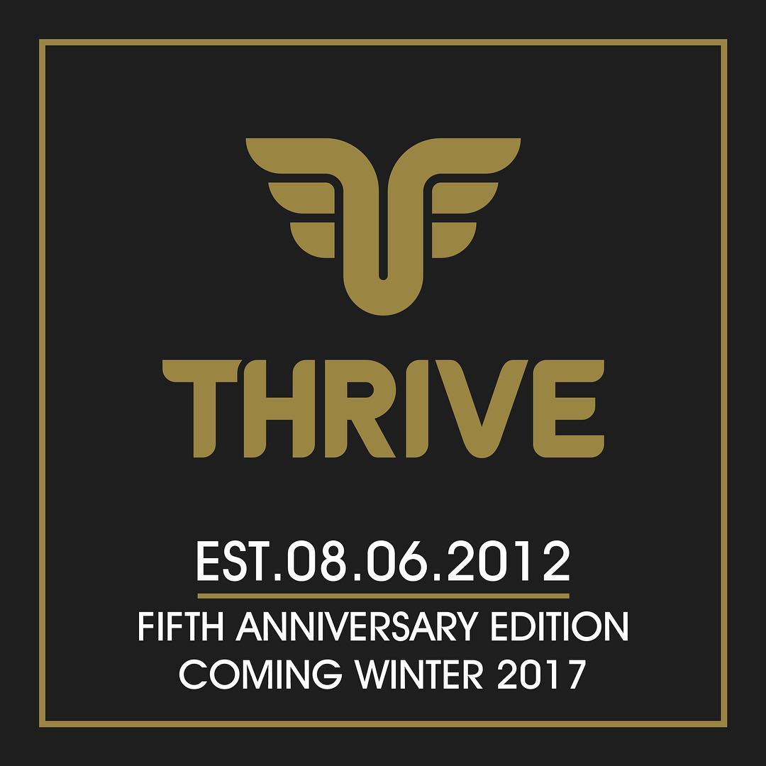 To celebrate Thrive's Birthday, comment on this post and tag a few friends to be entered to win a Thrive T-Shirt! #needtothrive #thrivesnowboards #snowboarding #thrivetraveler #giveaway #twsnow #thriveharder