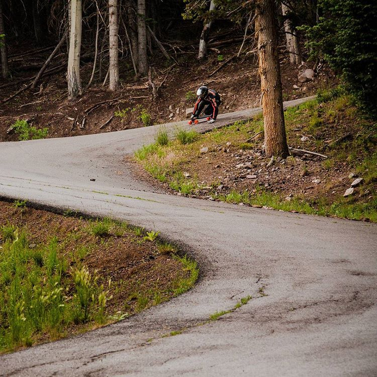#LoadedAmbassador @rileywirvine isn't scared of wet pavement and dropping corners.  What really scares him?... The thought of living in a world inhabited by trees that scream for no reason. Totally would ruin the forest sections of every road.  Photo:...