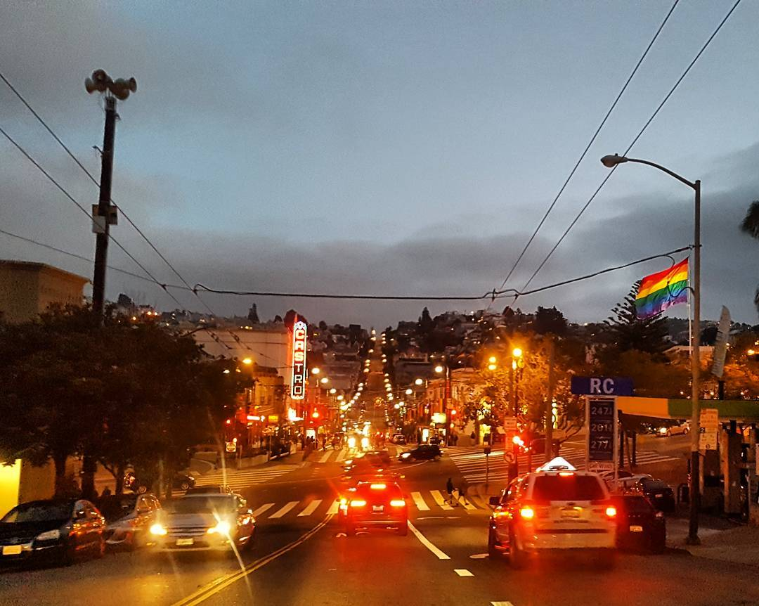 #TheCastro #SanFrancisco #California #USA