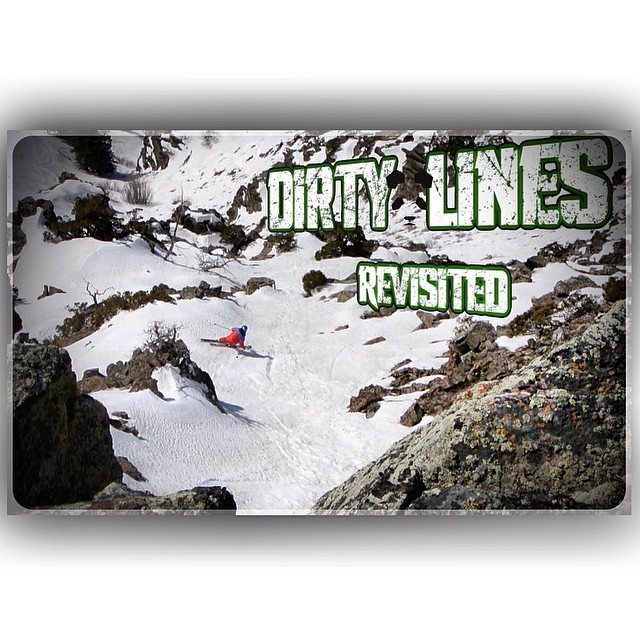 """Dirty Lines Revisited"" Parts 1 & 2 now available on www.pandapoles.com! ""It's time to get dirty, real dirty..."" #pandapoles #dirty_lines #skitherock #TRIBEUP!"