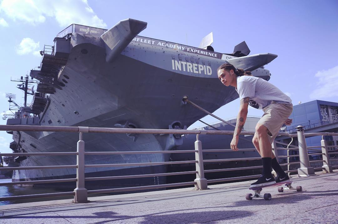 Feeling #intrepid today