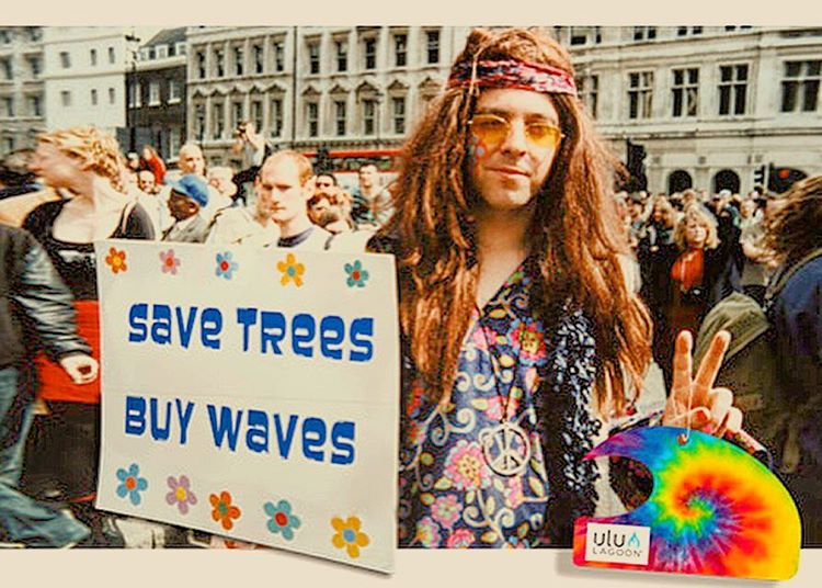 Save trees, buy waves. New #Hippy Waves coming soon! The perfect way to end your summer daze. Available 8.20 Hippies never smelled so good!