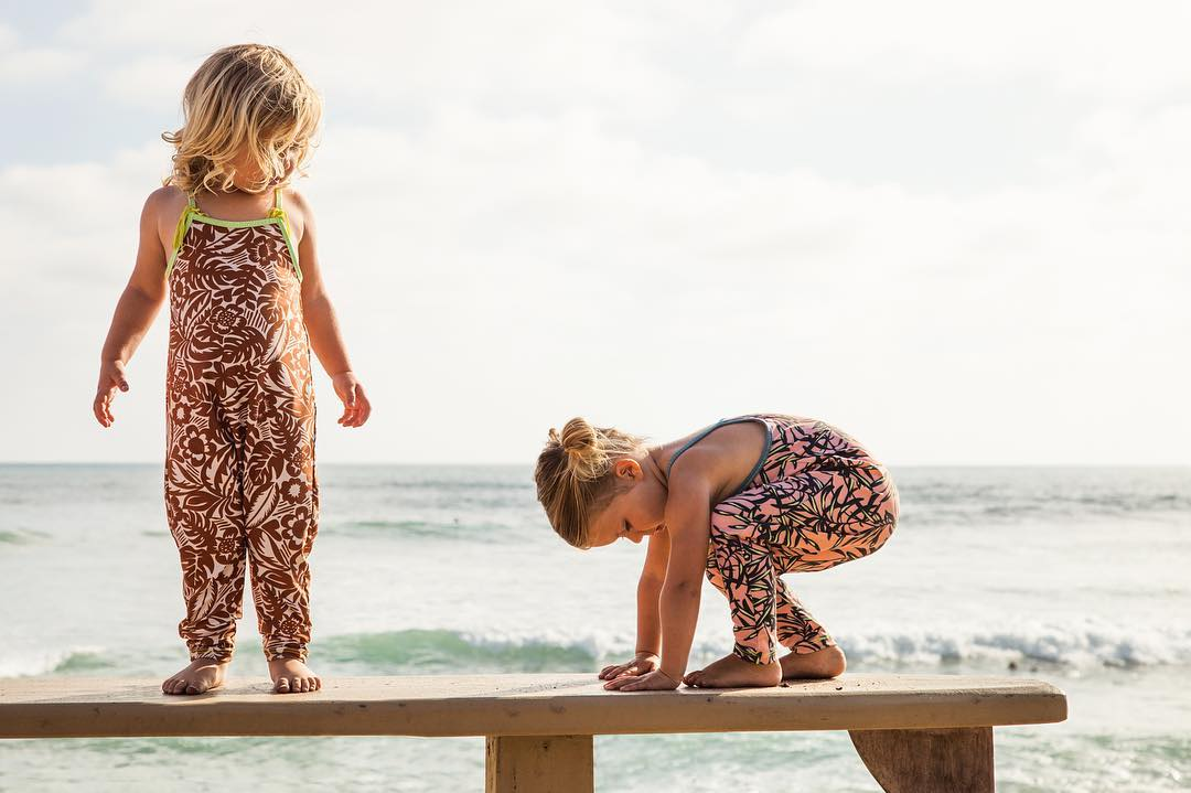 Now available! Jumpsuits your mini can live in! Check out our site for more details on these sun protecting play suits! @_lucrecia_  #myseealife #miniseea