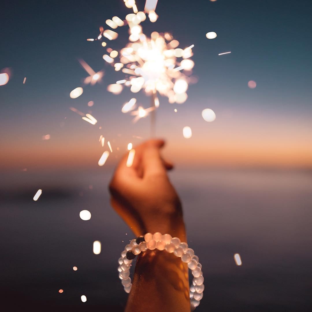 Let sparks fly #livelokai