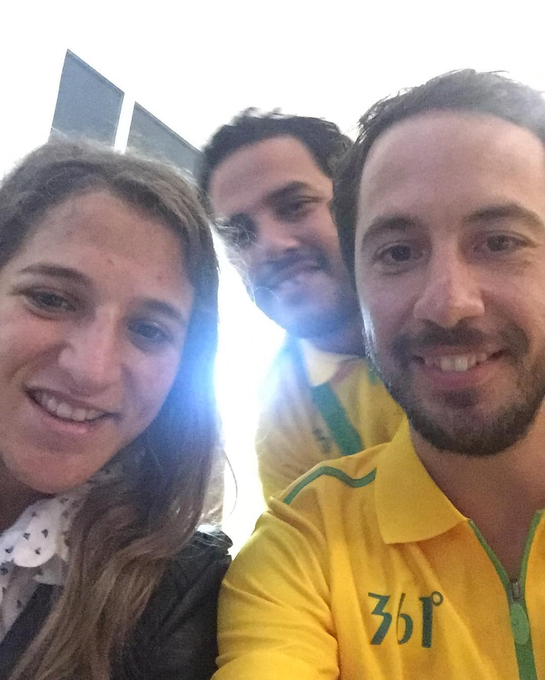 #SelfieOlimpica #Rio2016