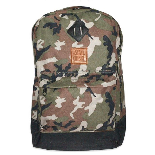 CAMO BACKPACKS | back2school