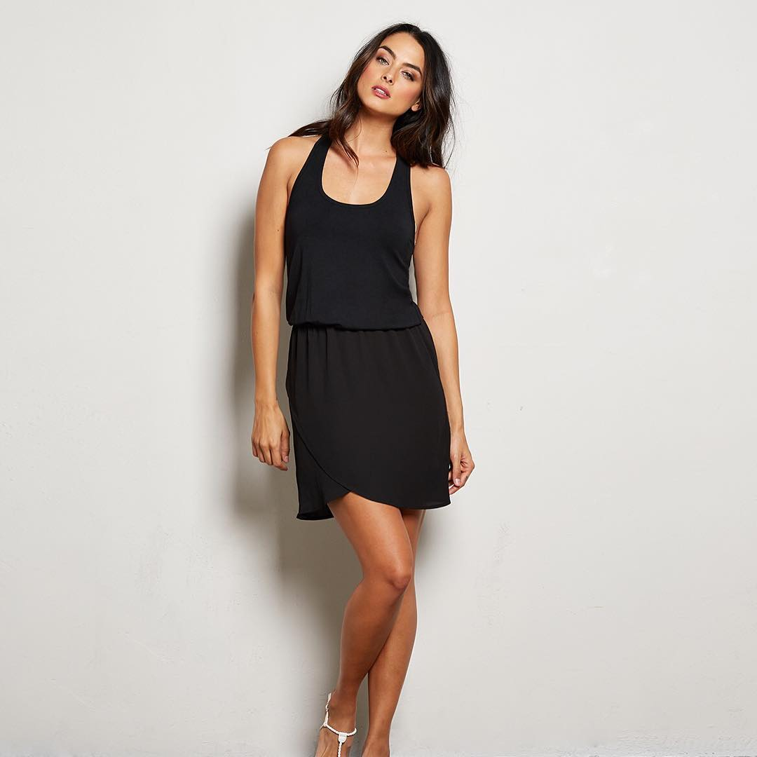 Introducing the Jolie Dress, your next LBD  #newarrivals #canthavetoomany #livesustainably
