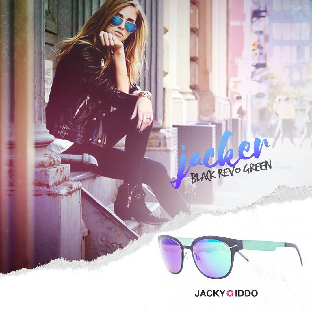 Jacker Black Revo Green