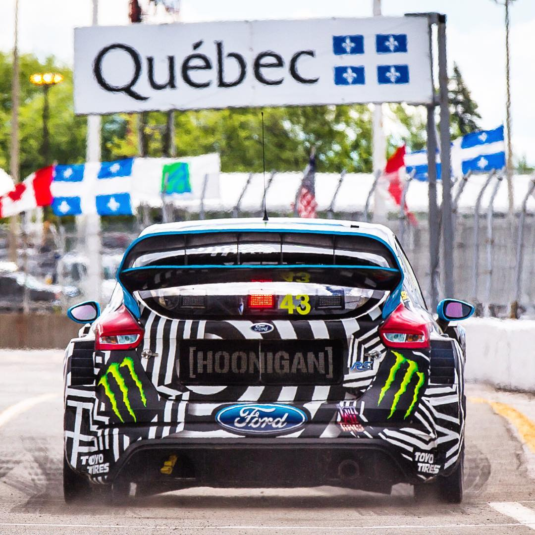 Peace out Quebec/Trois Rivieres! It's been a mixed event for me - I had some great speed this event (including the third fastest time of the weekend!), and was making good progress with the Ford Focus RSRX. Unfortunately it didn't come together for me...
