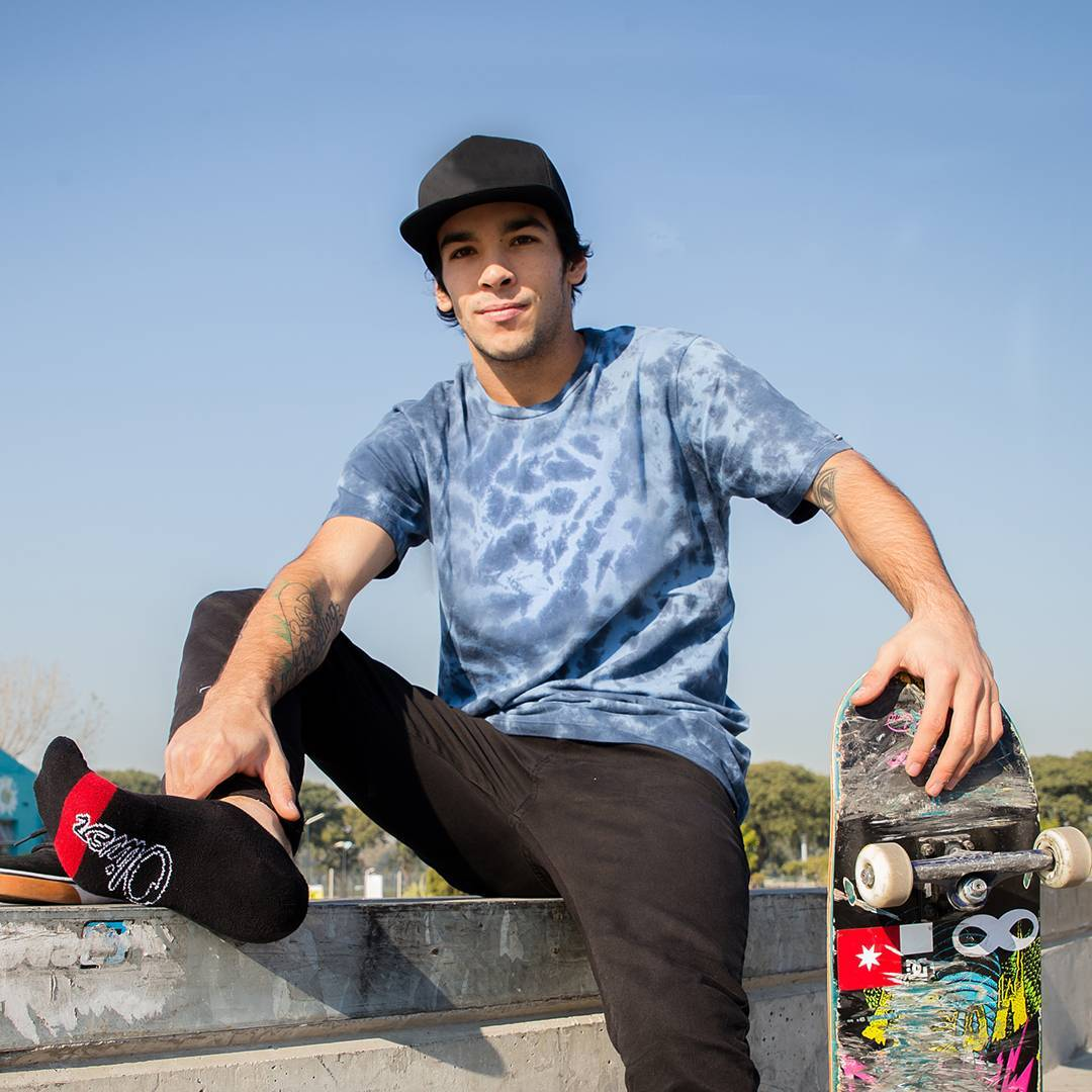 ¡Felicitaciones a nuestro querido@sandromoralque este fin de semana se consagró número 1 en la#vanswafflecup, campeonatosudamericano de Skateboarding!  Gracias por crear tu propia historia junto a nosotrosen la#WaffleCupy todos los...