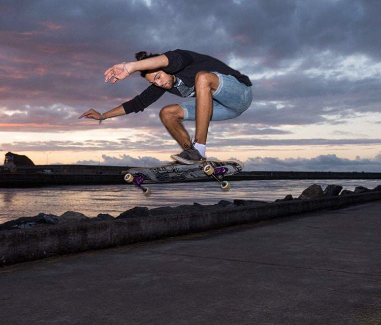 @blinlongboard got them hops. photo: @enadan #caliber50 #purplesatin