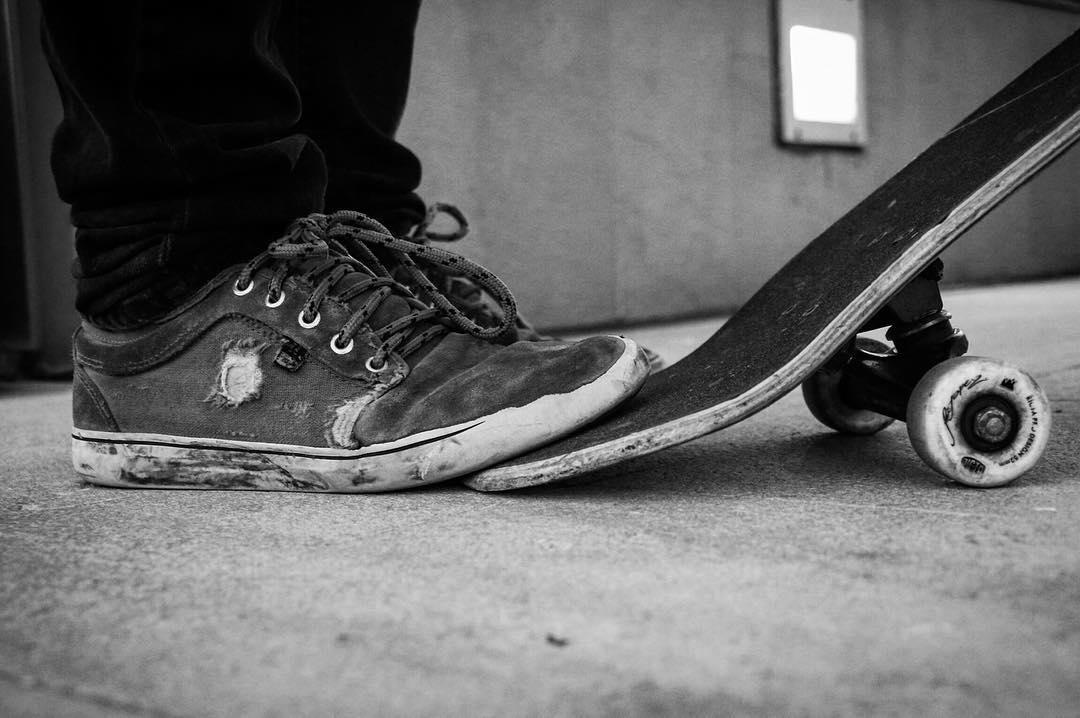 Dando batalla en cada desafío!! ⚒☠⚒ #winkshoes #skateboarding #destroy #shoes