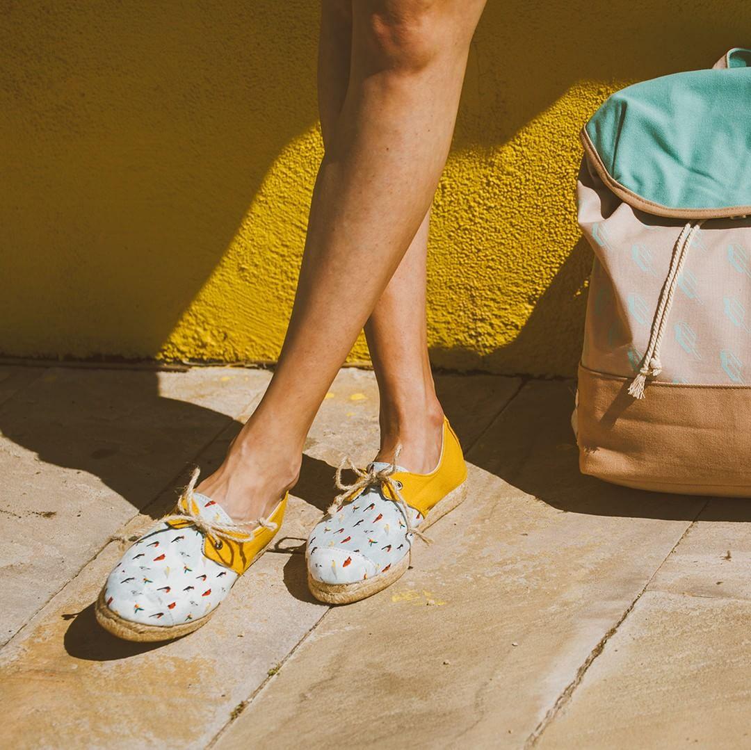 Diseñadas para ellas y para el verano en la ciudad. Tides Multicolor