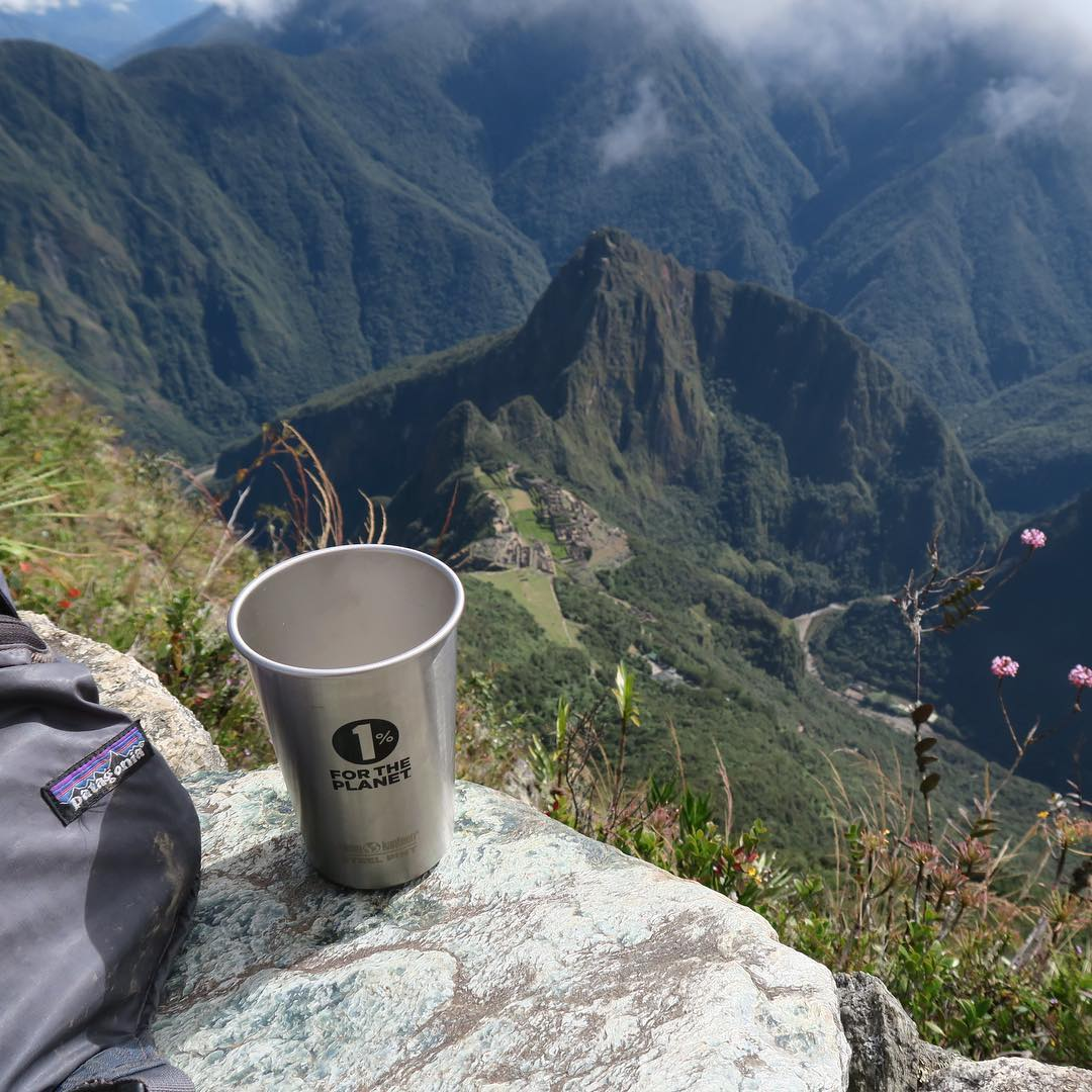 Thanks to @maritorr2 for sharing this awesome photo with us and showing her support for our #planet while hiking Machupicchu! #getoutside