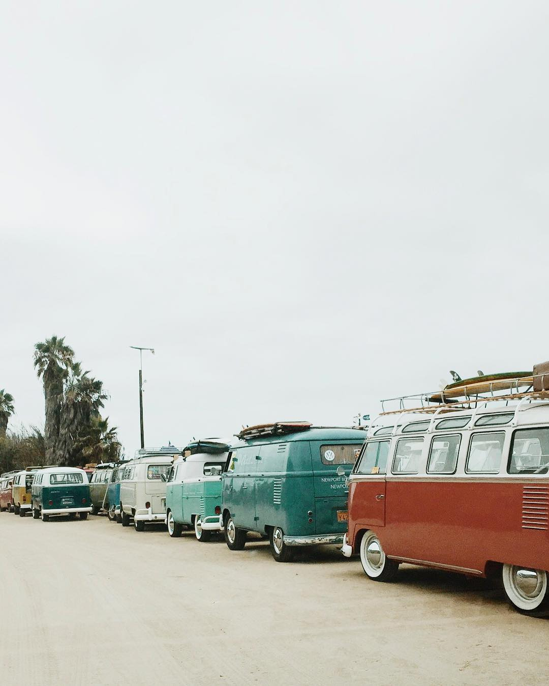 Nothing feels as nostalgic as  a gathering of the VW's at Sano! Photo by @surfysummer #seeababes #myseealife