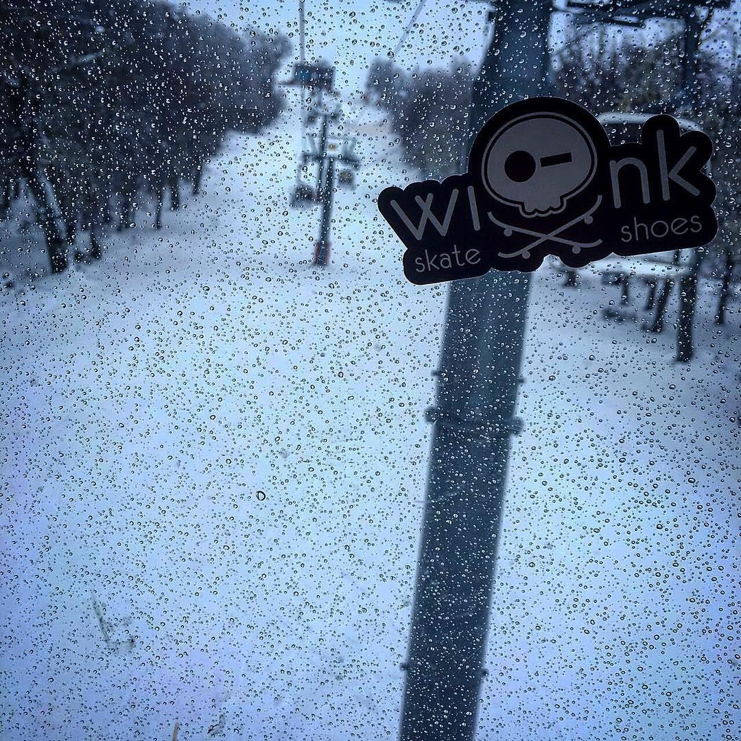 Subiendo tempranito, a meterle  #snowboarding !!