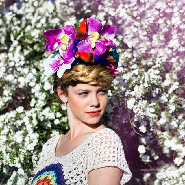 #Tocados de flores para todos los gustos y ocasiones