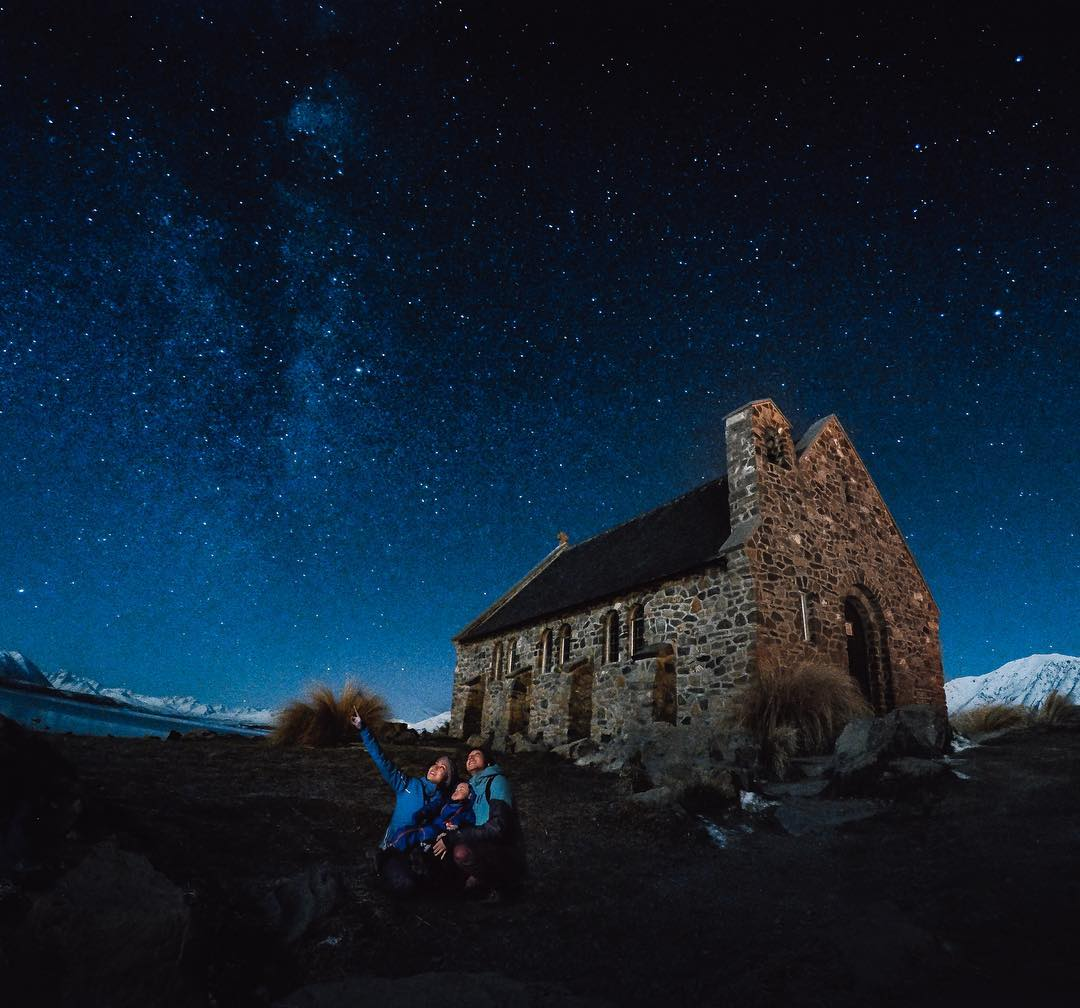 We're all about making #dreams come true! #GoPro family member @jitsslo wanted to see #auroraaustralis