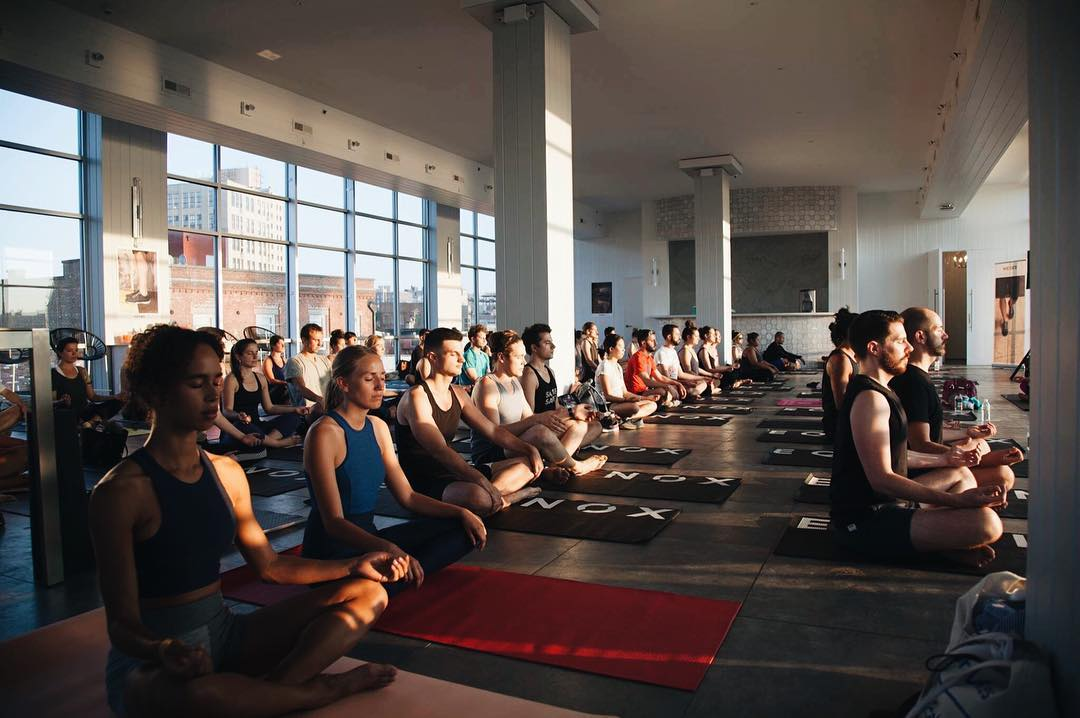 Our summer series with @equinox returns tonight! If you made it onto the list before we sold out, don't forget to #HICKIESFit #lifewithoutlaces in all photos for a chance to win a pair of sneakers!