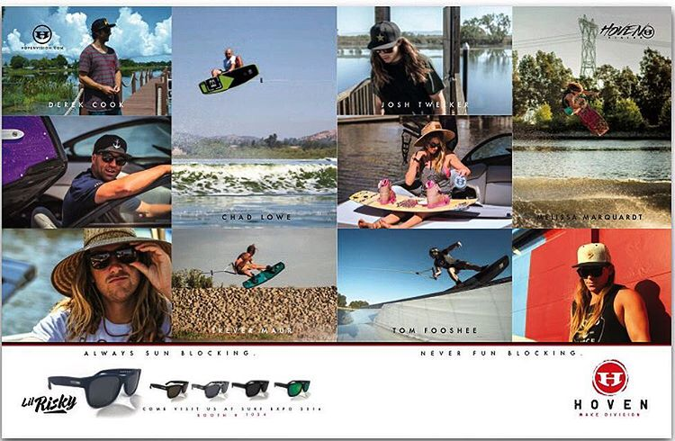 Checkout the entire @hovenvision wake team in this month's @alliancewake.  Our team is not only extremely talented but also super inspirational.  Give them a follow to see their wake adventures.  @chad_lowe  @cookslooks  @trevermaur  @joshtwelker...