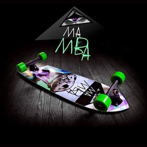 Kalima DH Mamba #downhill #longboard #kalimaboards #skateboarding  #kalimalongboards