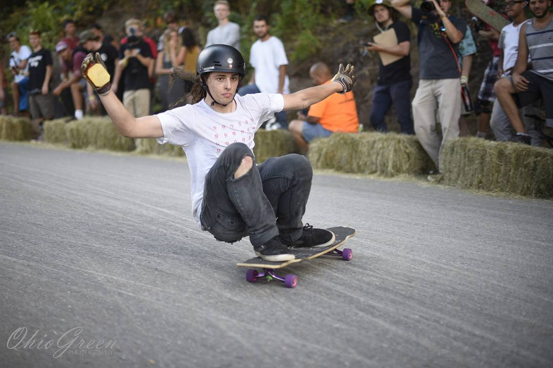 #LoadedAmbassador @zacharylecker engages his meanest skate face during the slide jam day at #CentralMass7  Zach's crowd stopping looks helped him land second place in the slide jam competition, also winning him a sponsorship from Maybeline...
