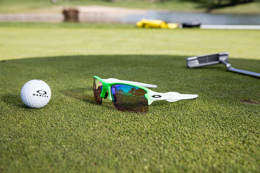 After 112 years, golf makes its return.  #OakleyFlak2 #TeamOakley