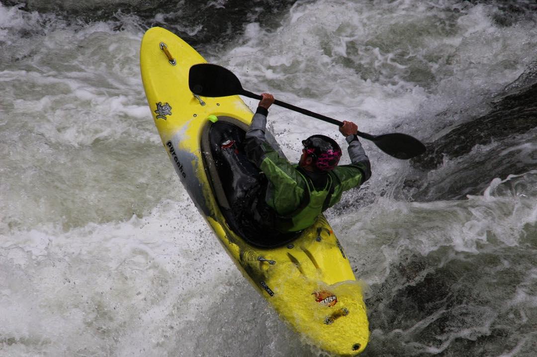 Brappin down Bailey creek CO #shredready #cuzrockshurt