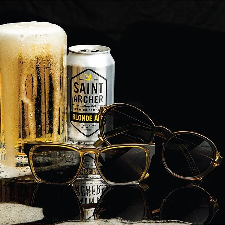Back in stock! The #VonZipper & @saintarcherbrew collection is where the Birds and the Bees come to get buzzed together! The Levee and Lula feature an exclusive color-way in Black Lager and Honey Blonde for a limited time only. Don't let these go flat...