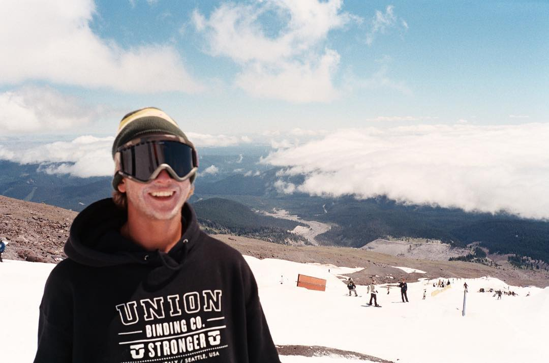 Thanks for the fun times this summer @highcascade and thanks @instagarry for looking so great covered in sunscreen! #coalheadwear #35mm #mthood #summer16