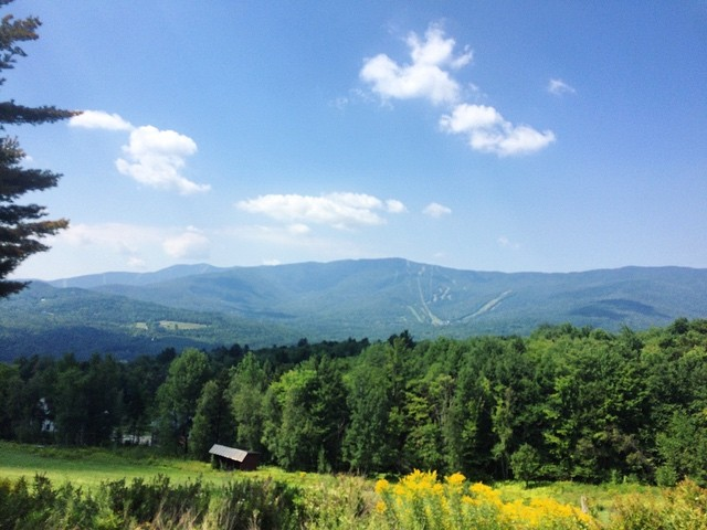 Welcome to VERMONT. #greenmountainstate #charitygolf