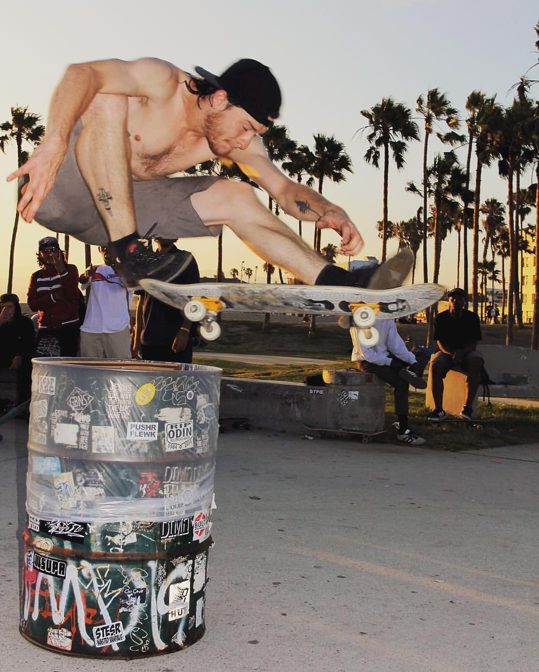 @4n_sweatgod can Ollie higher than your momma