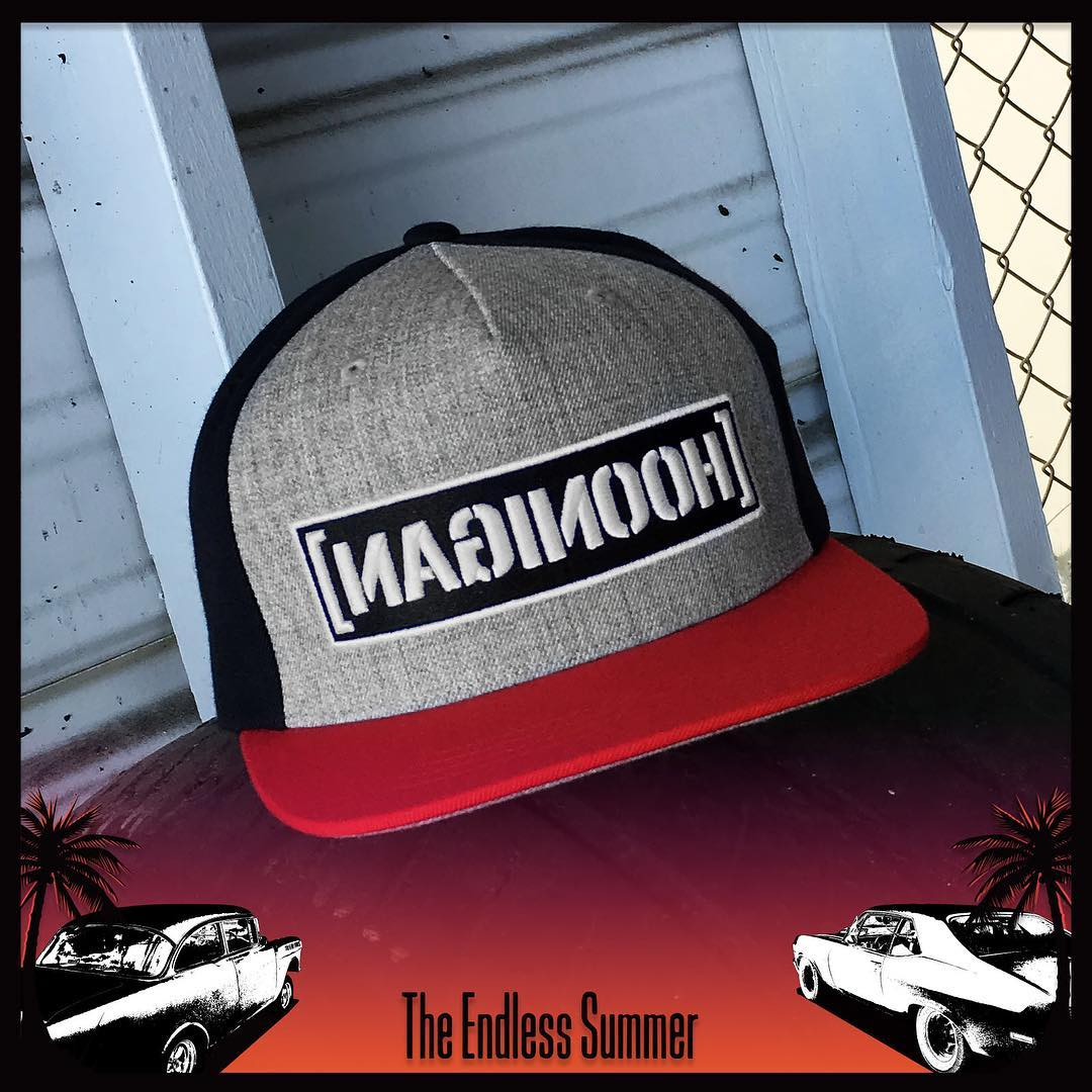 Get your hands on the REARVIEW snapback hat during the Endless Summer event!  _________ The Endless Summer: Killer deals on rad gear. Plus, we put up a $500 HNGN shopping spree to one lucky winner. Only on #hooniganDOTcom
