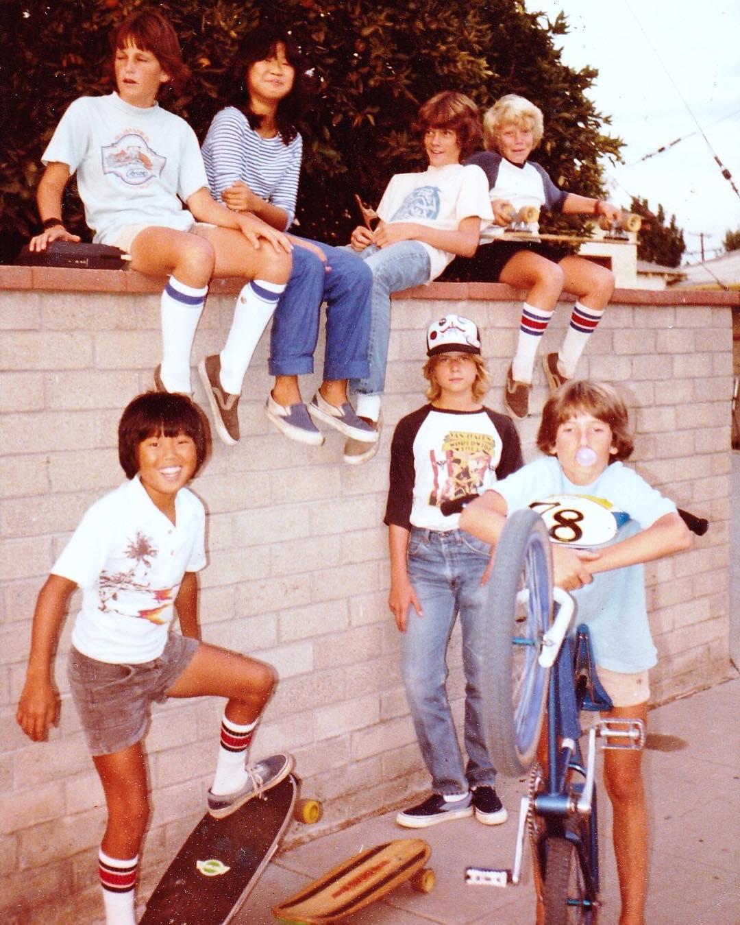 California, 1981.