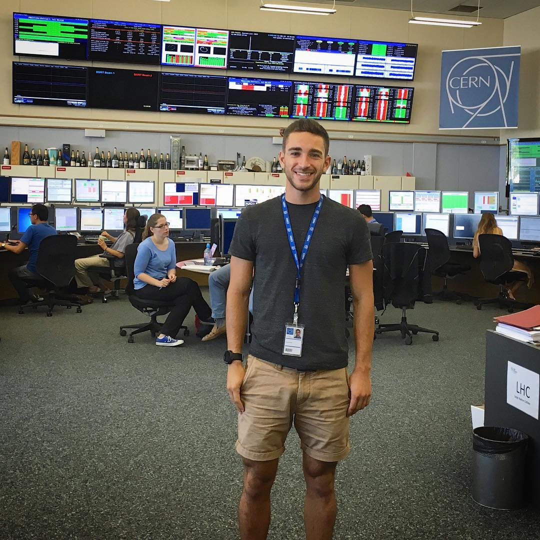 Today concludes my summer internship at #CERN. I was ~relatively amped~ to be able to work on a project involving a new type of magnetic field regulation, with ~potential~ use in particle accelerators. While this definitely had some barriers, I tried...