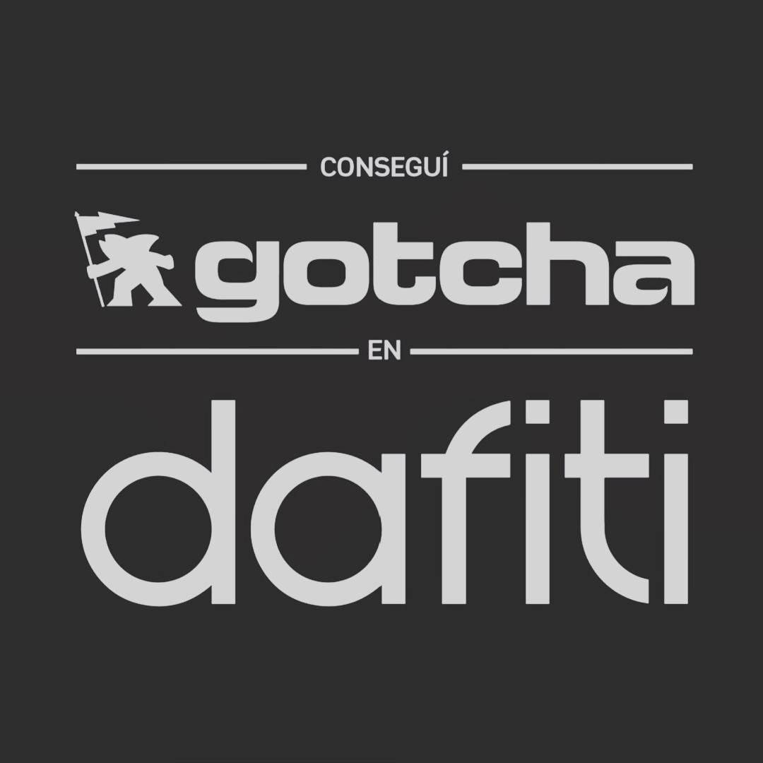 NEW PARTNER!  Consegui Nuestros productos en @dafiti_arg  #gotcha #iconsneverdie