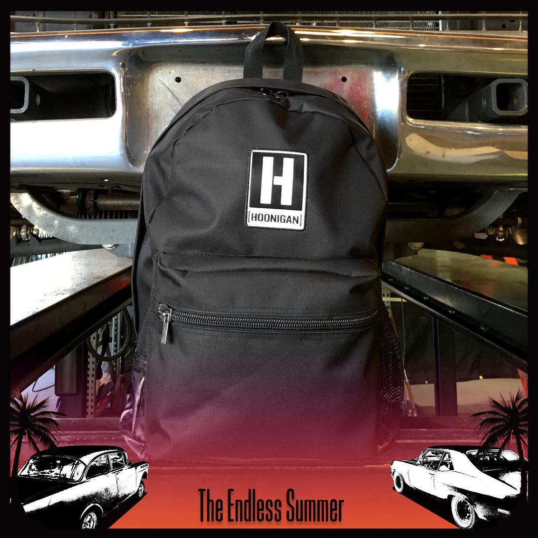 Get your hands on the STANDARD ISSUE BACKPACK during the Endless Summer event!  _________ The Endless Summer: Killer deals on rad gear. Plus, we put up a $500 HNGN shopping spree to one lucky winner. Only on #hooniganDOTcom