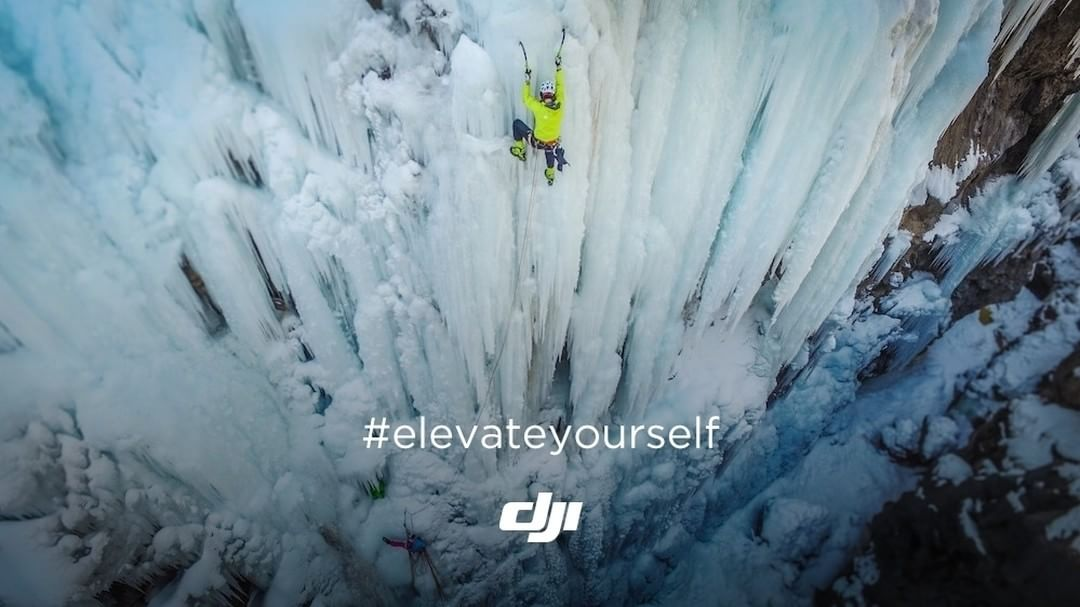 How do you get your adrenaline rush? Join SkyPixel's #ElevateYourself‬ to celebrate the hard work of aerial artists, and win a #DJI #Phantom4! Click the link in our bio to learn more!