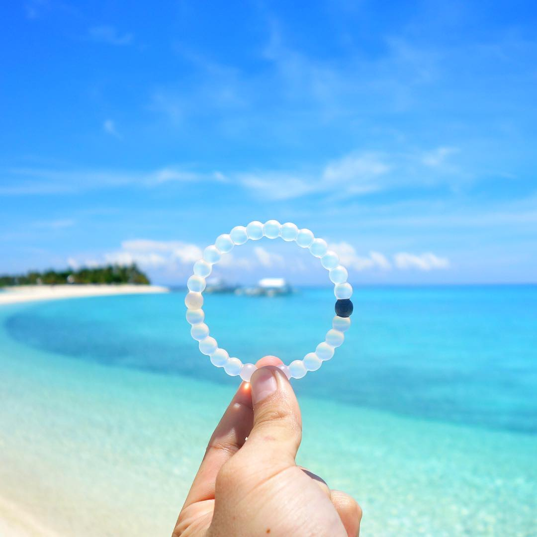 Blissfully blue #livelokai