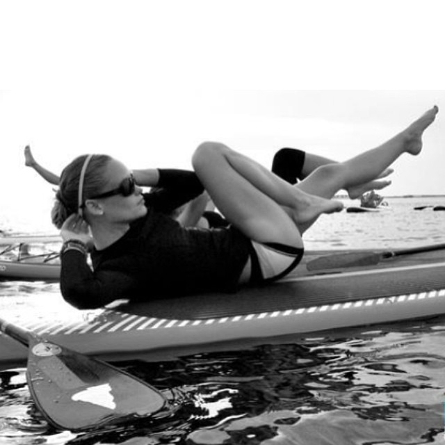 We love the vibes this awesome yogi brings to the mat, on the water and in the kitchen! She is a great resource for anyone looking for vegan recipes as well yoga tips of all levels. If you live in Clearwater check out some of her SUP yoga/yoga classes...
