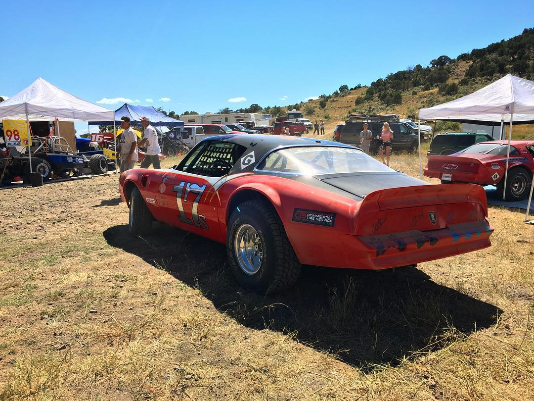 Some interesting rigs here at Lands End Hill Climb in Grand Junction, CO. This second gen looks down right rowdy!