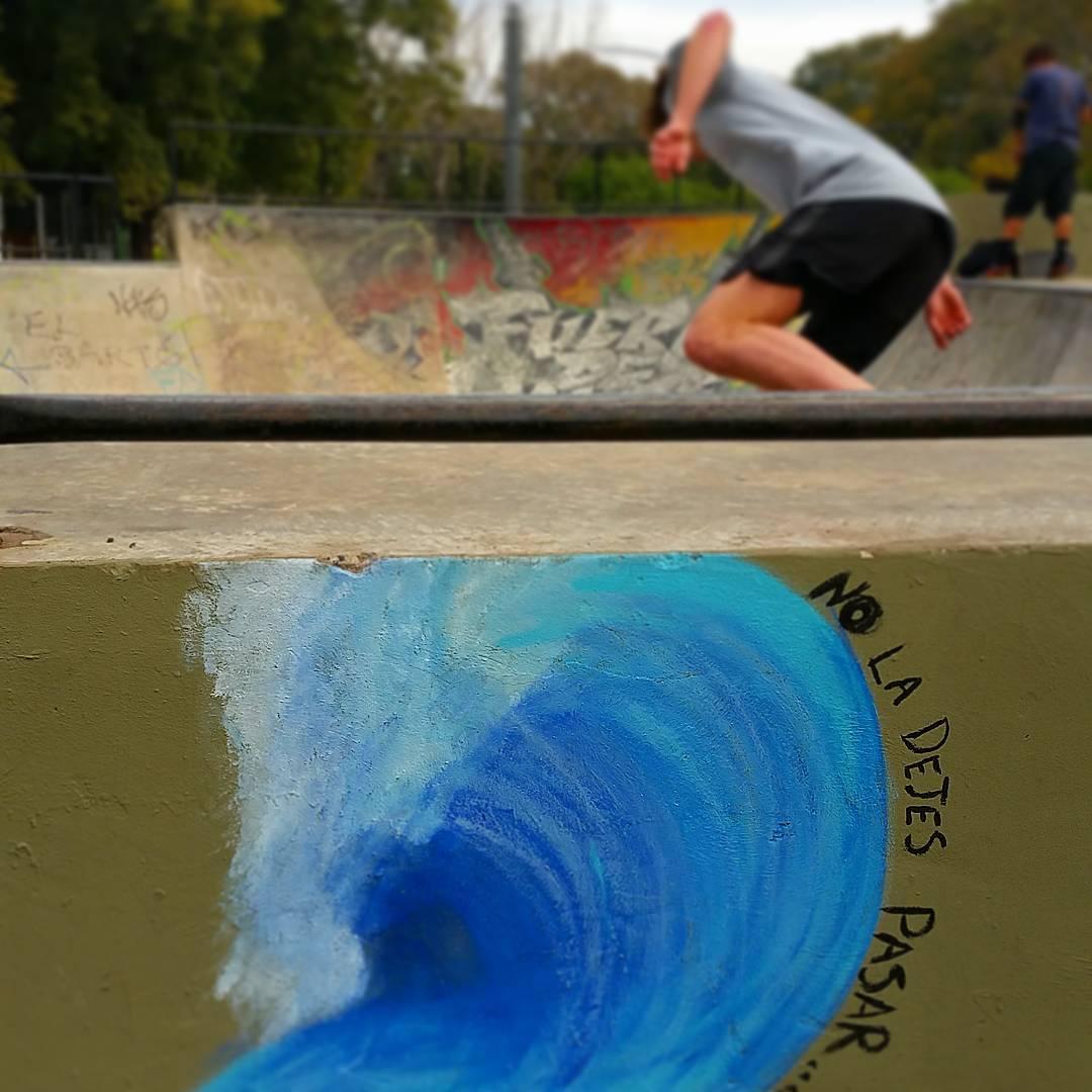 #plazahaiti #laolaquenuncaacaba #laolaeterna #skateboarding #noladejespasar