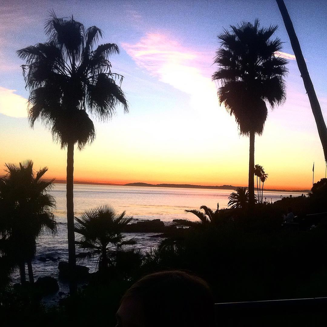 Catalina Island in all her glory. Taken from Laguna Beach.
