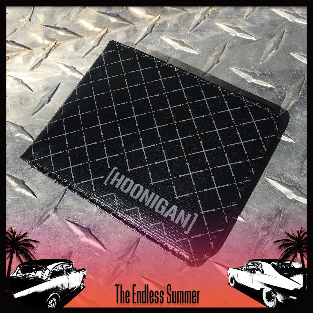 Get your hands on the NEW IRONS WALLET during the Endless Summer event!  _________ The Endless Summer: Killer deals on rad gear. Plus, we put up a $500 HNGN shopping spree to one lucky winner. Only on #hooniganDOTcom