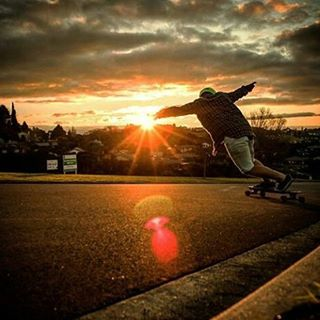 Weekends over school starts haha all we have to look forward to is our next skate #life...