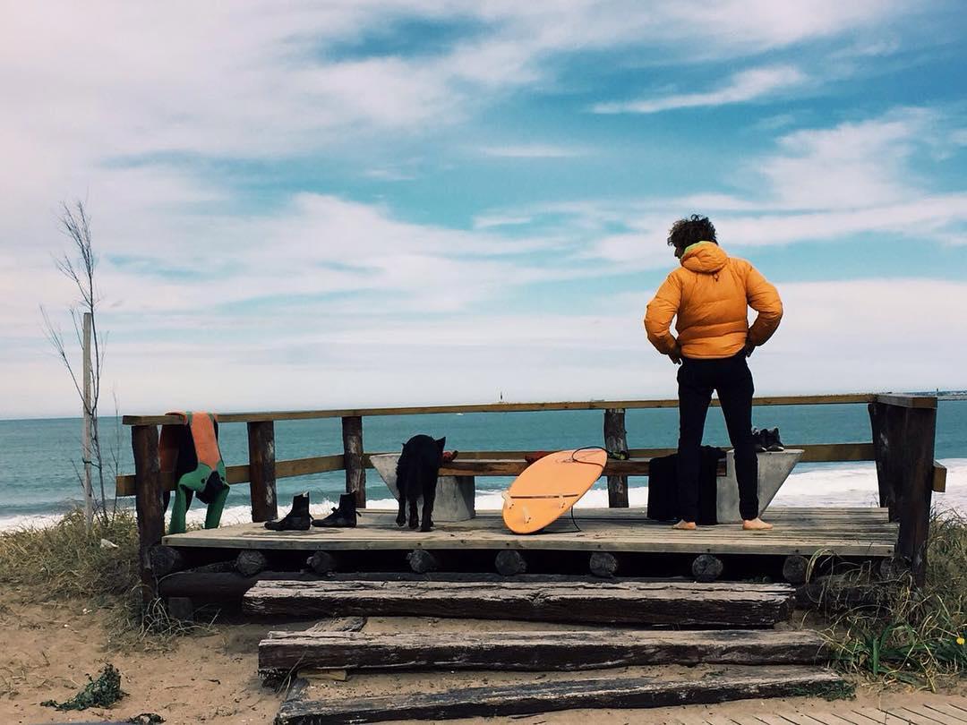 Gracias Necochea por la gran recepción con la película anoche y también por las olas.  Hoy 20.30hrs hacemos el 8vo estreno de Peninsula Mitre en Bahia Blanca en el Multiespacio Forum. @patagonia @patagonia.arg @camaronbrujo @reeflatinoamerica...